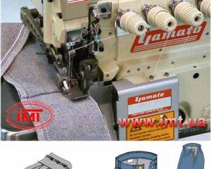 Швейная машина Yamato AZ – 610G – C6 DА