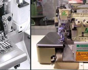 Швейная машина Yamato AZF  8120G – Y8 — 8 DF