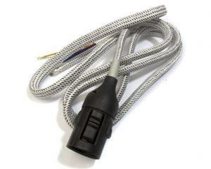 SYUKH GLD Silter комплект кабелей и креплений для разъема TRIO MINI 3+I (утюг)