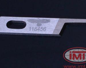 118-45609 JUKI верхний нож обрезки края (плоский)