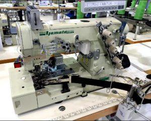Швейная машина Yamato VF 2403