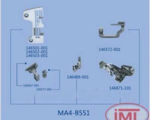 MA4-B551 Brother сменный комплект