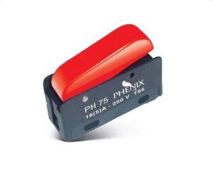 PH 75 Silter микровыключатель утюга (EURO)