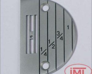 E12, E14, T16, E18, E20, E22 Brother игольные пластины
