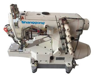 Швейная машина Shanggong GK 662D-01-356