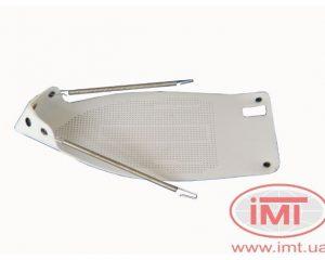 SYNC200 Silter накладка для утюга T 51 1,5мм-27см фторопластовая