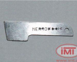 6-91E Merrow нож
