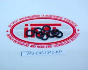 WS-0451040-KP Juki подкладка пружинистая