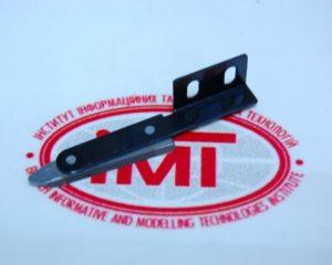 KE027-3 Нижний нож на отрезную линейку