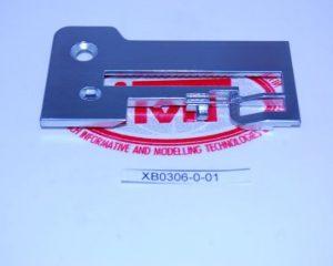 XB0306-0-01 Brother игольная пластина