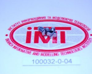 100032-0-04 Brother винт игольной пластины