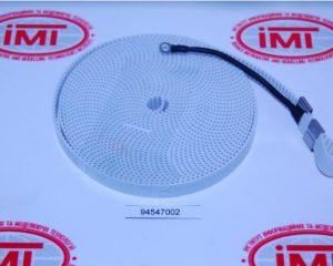 94547002 Gerber Tehnology ремень с заземлением, в сборе, 10×4860 мм, T2.5