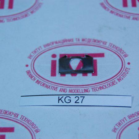 Нитенаправитель игловодителя KG27