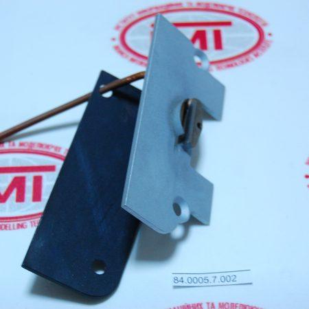 AMF игольная пластина 84.0005.7.002