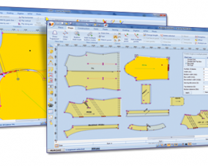 InvenTex PDS — Конструкции и моделирование лекал