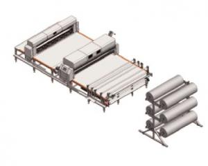 Автоматический настилочный комплекс YIN
