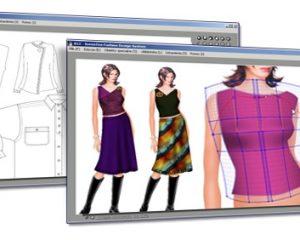 InvenTex FDS — Компьютерное проектирование одежды с поддержкой эффекта 3D