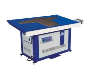 Е03 ALBA гладильный стол с подводом пара от централизованного источника для трикотажных изделий