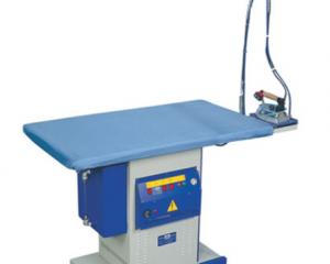 B04 ALBA прямоугольный стол со встроенным парогенератором