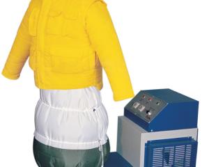 С06 ALBA паровоздушный манекен с мягкой оболочкой для курток