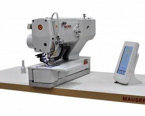 Петельная промышленная швейная машина Mauser Spezial ME1790-AS
