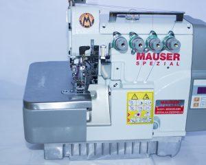 Mauser Spezial MO5140-E00-243 В14  двухигольный четырехниточный оверлок
