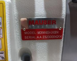 Промышленный автоматическая  оверлок Mauser Spezial MO5141-EЕ4-243В14