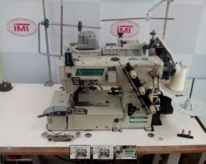 Швейная машина Yamato VF 2411-048 S\ UT-A2 с рейсингом.