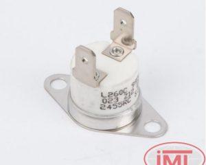 TYKS260XX Silter термопредохранитель на 260С для парогенератров и утюгов