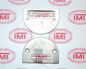91-150 671-25 PFAFF игольная пластина