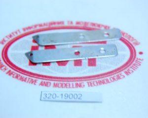 320-19002 MEB3200 Juki нож