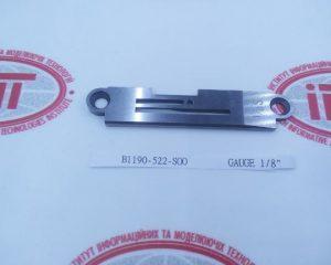 B1190-522-SOO Juki игольная пластина.