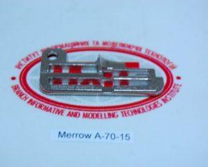 A-70-15 Merrow игольная пластина