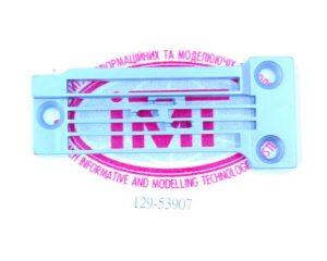 129-53907 Juki игольная пластина