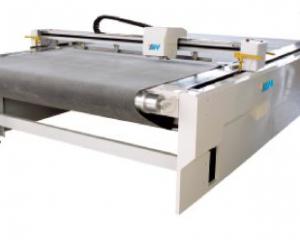 Автоматический раскройный комплекс для кожи LC 3000