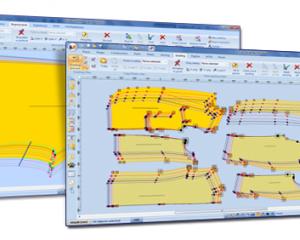 InvenTex PGS — Интерактивная продвинутая градация лекал
