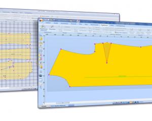 InvenTex DIG — Модуль преобразования традиционных лекал в цифровые
