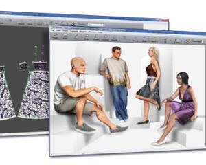 InvenTex VST — Электронное сшивание и создание прототипов одежды с примеркой в 3D