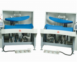 А17 ALBA гладильный пресс для межоперационной обработки борта и лацкана