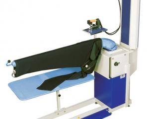 В12 ALBA установка для разутюжки боковых швов брюк (с пневм. натяжением)
