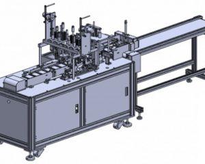 Автоматическая сварочная машина для ушных петель Viana 2020